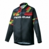 >PEARLIZUMI(パールイズミ) K1460-BL キッズ プリント ジャージ(5)